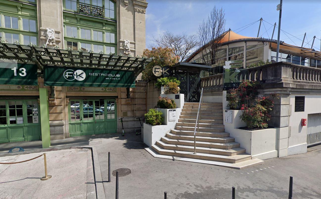 F&K Bistrot club Lyon