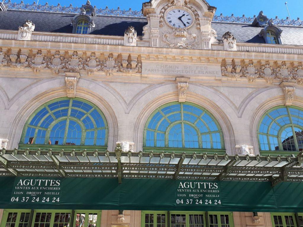 La Gare des Brotteaux - Maison Aguttes