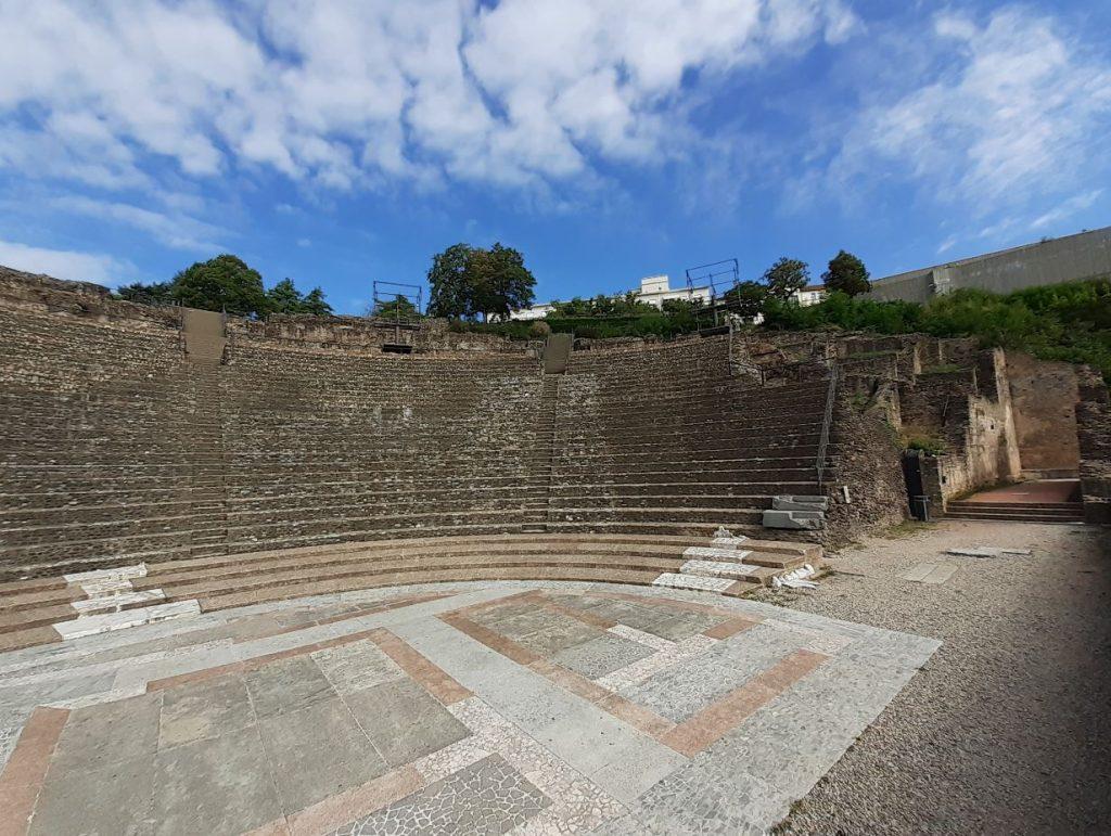 Odéon - Site Gallo-Romain