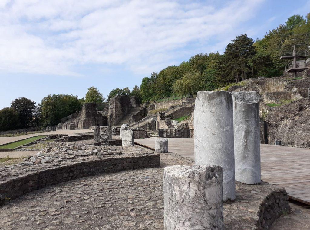 site gallo romain lyon fourvière