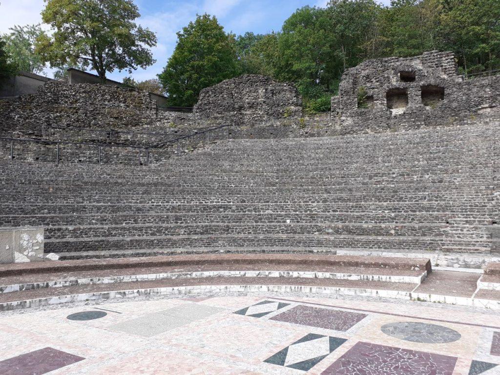 Théâtre antique Odéon Lyon