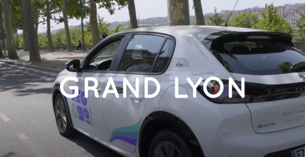leo&go lyon auto partage